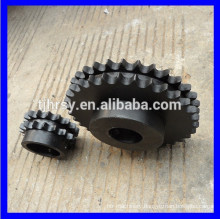 Industrial duplex sprocket