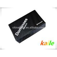 Domino con caja de PVC