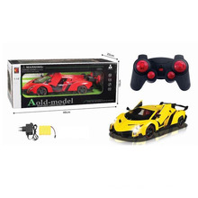 4 Channel Remote Control Car with Light Battery Included (10253143)