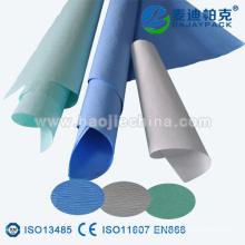 Medical Sterilization Crepe Paper for surgical wraps