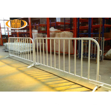 Widely used ISO & CE certification galvanized retractable crowd control barrier