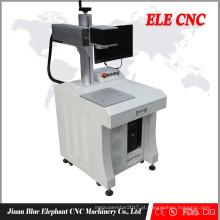 Máquina da marcação do laser da fibra 10w, máquina portátil da marcação do laser da fibra, mini máquina da marcação do laser da fibra