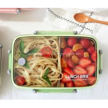 Idéias plásticas da caixa de almoço do produto comestível para adultos