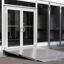 custom Aluminum Permanent clear span Warehouse exhibition Tent with glass wall