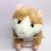 2014 Grabación de voz de venta caliente Talking Plush Hamster Toy