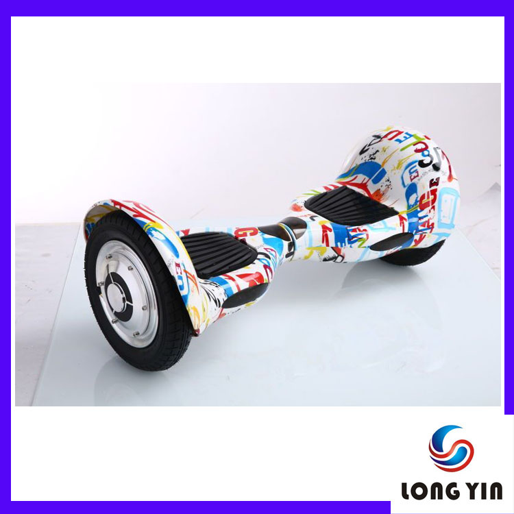 10inch Two Wheel Self Balancing Scooter 3
