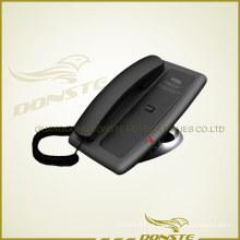 Telefone preto e branco fosco Set Telefone