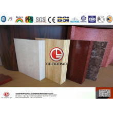 4D Wood Composite Cladding for Project