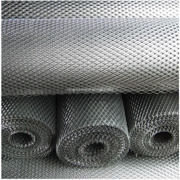 Malla de aluminio y metal expandido