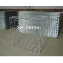 Welded Gabion Used in Retaining Wall