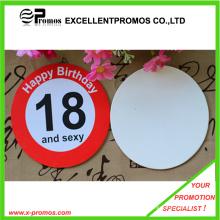 Full Logo Printed Paper Coaster (EP-PC55518)