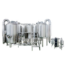 Brewing Fermenting Equipment Conical Beer Wine Fermenter 10BBL 15BBL 20BBL Turnkey Project For Sale