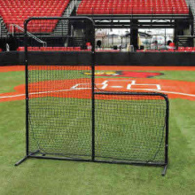 Factory Wholesale Baseball Pitching Screen Nets