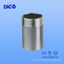 Made in China Stainless Steel 304 Threaded Barrel Nipple