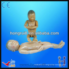2013 Médical Indien nouveau-né Bébé noir