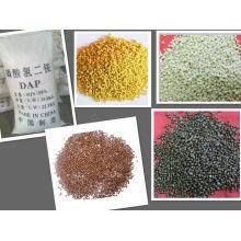 Diammoniumphosphat, DAP-Dünger, (DAP 18-46-0) Lieferant (Gesamtmenge: 18%)