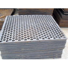Perforated Metal Panel in 0.5mm to 4.0mm Thickness