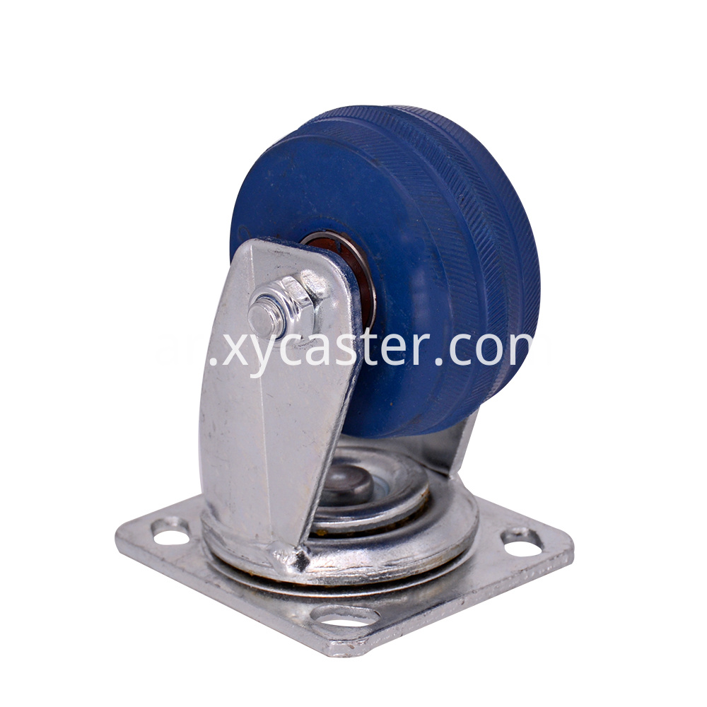4 Inch Swivel Wheel With Iron Core