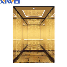 15 Person  Machine Room Lift Elevator Passenger Lift For Shopping Mall Use