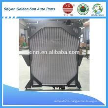 Manufacturer supply high quality aluminum VOLVO FH12 radiator 20460178