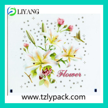 2014 Newest Design Stamping Foil for Plastic with Glitter