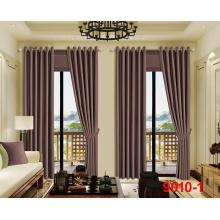 High Precision Blackout Fabric Window Treatment Grommet Window Curtain