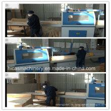Hicas 601 Cortadora de corte transversal para palets de madera