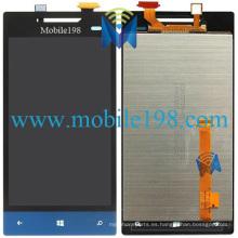 Pantalla LCD con digitalizador de pantalla táctil para HTC 8s
