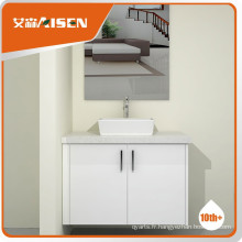 Ensemble de meuble vasque en bois de haute qualité