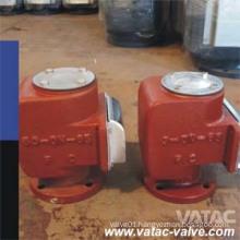 ISO/JIS 5k/10k/16k Cast Steel Marine Air Vent Head, Air Pipe Vent Heads