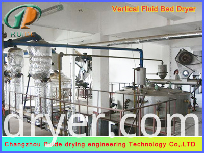 Coffee Bean Vibration Fluidized Bed Dryer