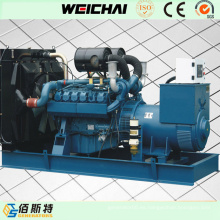400kw Weichai Baudouin Diesel Generador Eléctrico