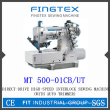 Direct Drive High Speed Interlock Sewing Machine (500-01CB/UT)