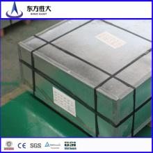 Первичная электротехническая перфорированная листовая сталь для металлической упаковки
