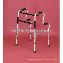 Perfil de aluminio para equipos médicos