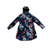 Colourful Reflective Hooded PVC Raincoat for Woman