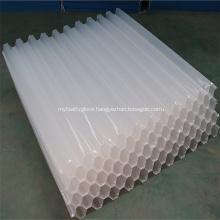 Anti UV PP PVC Inclined Honeycomb Tube Settlers