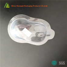 Plastic mouse packaging box