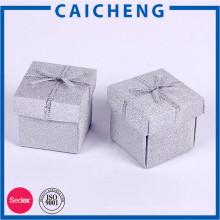 оптовая изготовленный на заказ Бумажная свадьба Коробка сувениры конфеты коробки