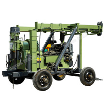 Water well diamond core drilling rig High Quality Drilling Rig with Competitive Price