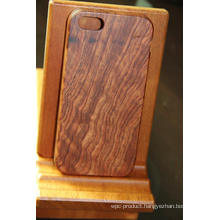 Really Burma Padauk Valuable Gift Wood mobile Cover