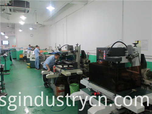 Precision Machining machines