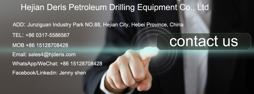 Oil Drilling Head