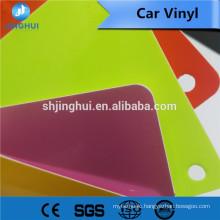 High quality pvc film 48 inch cutting window sun car stiker for digital printing