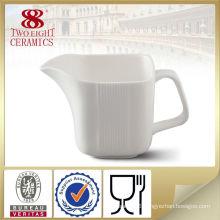 wholesale Franch small kitchen utensil , fine ceramic milk jug