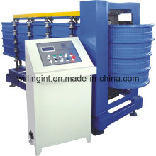 Máquina de crimpagem de aço (tipo vertical)