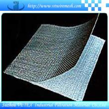 Malla de alambre sinterizada con mayor resistencia y rigidez