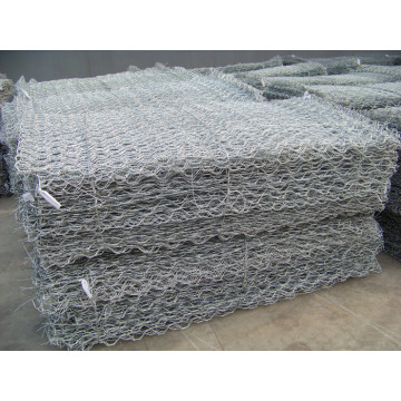 gabions hexagonal wire mesh