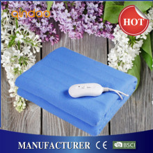 220V ~ 240V Fabrik Soem abnehmbare elektrische Decke und Matratze