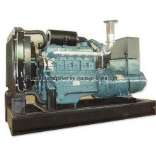 Dieselgenerator 60Hz dreiphasig 200kw mit Doosan-Maschine